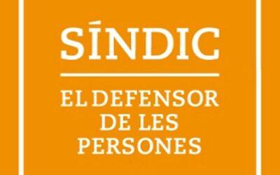 Resposta del Síndic davant les demandes de l'ADC