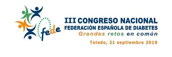 III Congreso Nacional Federación Española de Diabetes