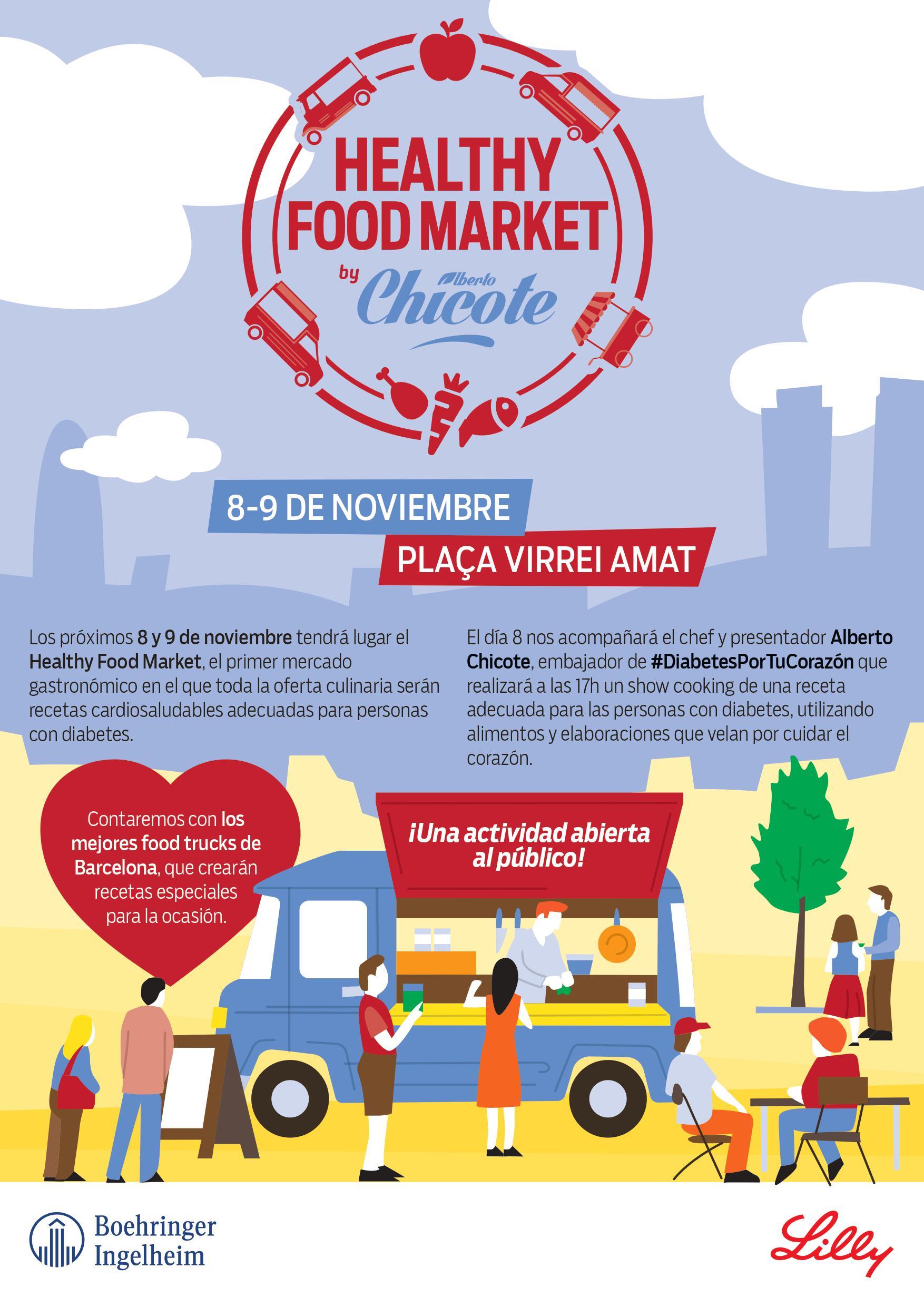 Healthy Food Market