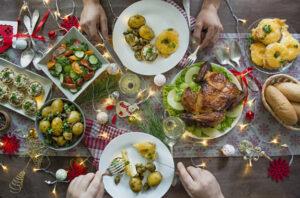 Taller ADC L'Hospitalet de cuina pel Nadal.