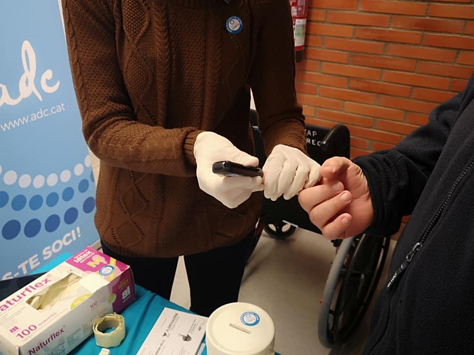 Dia Mundial de la Diabetis a Tàrrega.