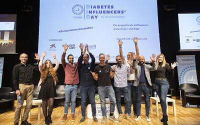 Gran acollida al Diabetes Influencers' Day
