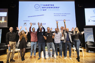 Gran acollida al Diabetes Influencers' Day
