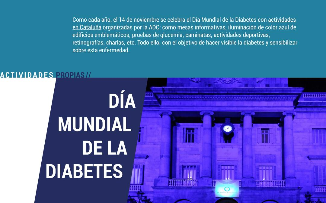 Dia Mundial de la Diabetes 2019