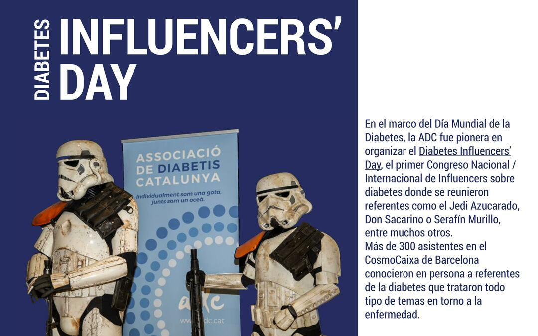 Diabetes Influencers' Day 2019