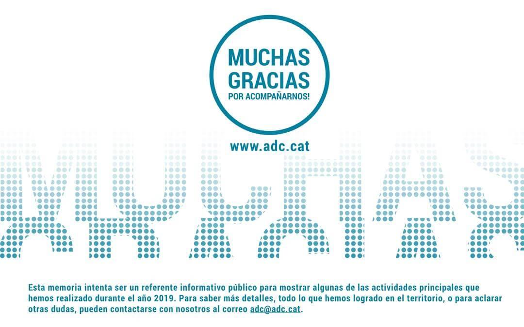 Actividades ADC 2019