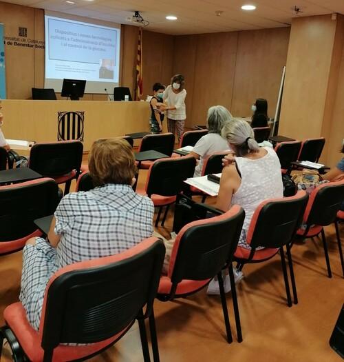 Formación acompañamientos Girona