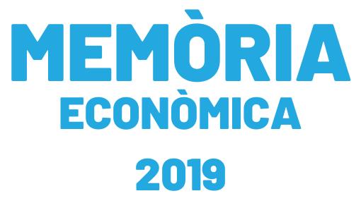 Memòria econòmica ADC 2019
