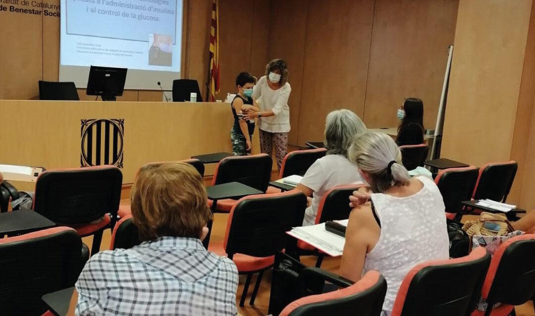 Iniciem la formació d'acompanyaments arreu de Catalunya