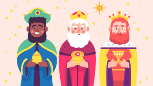 Carta reis mags