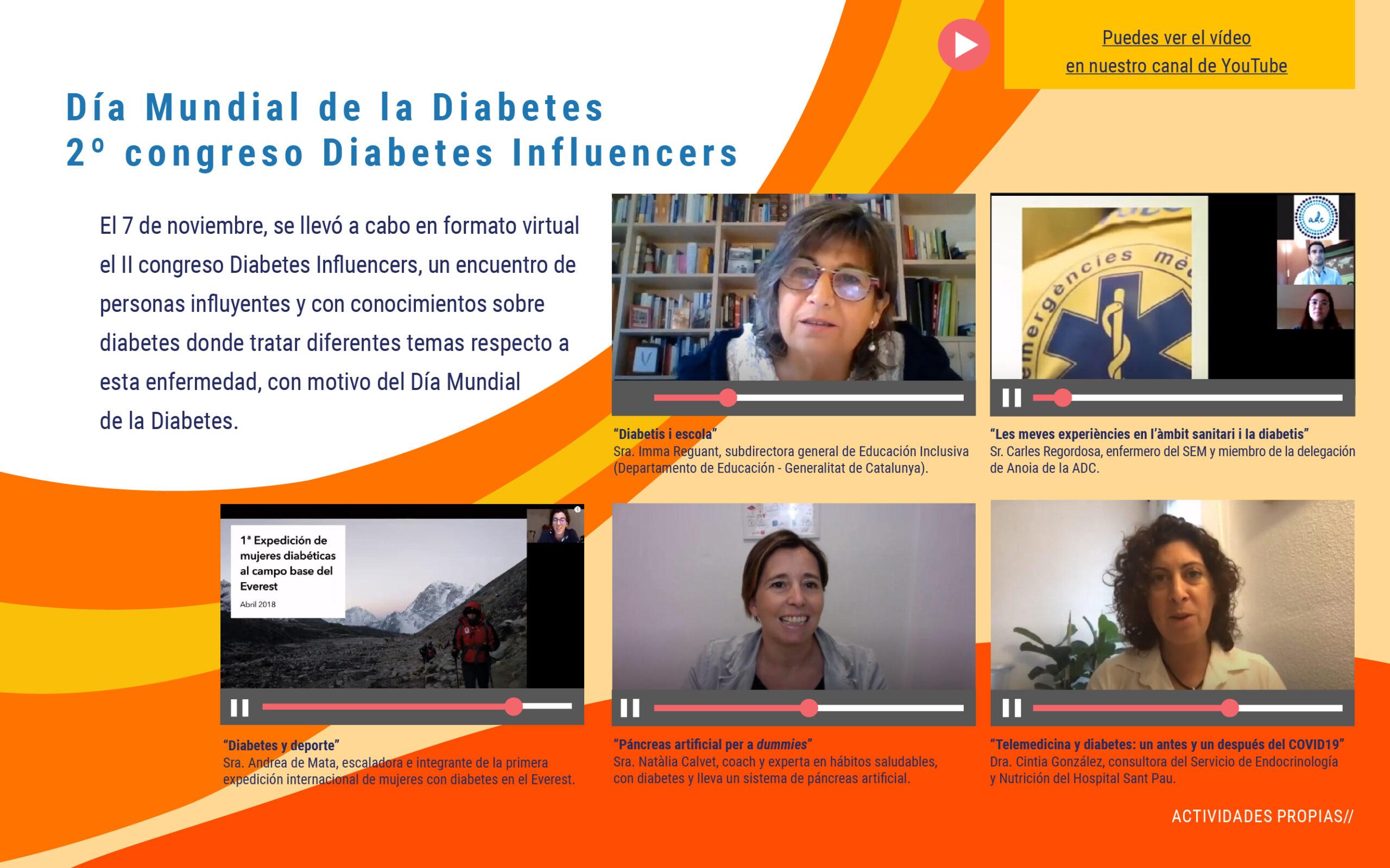 Diabetes Influencers