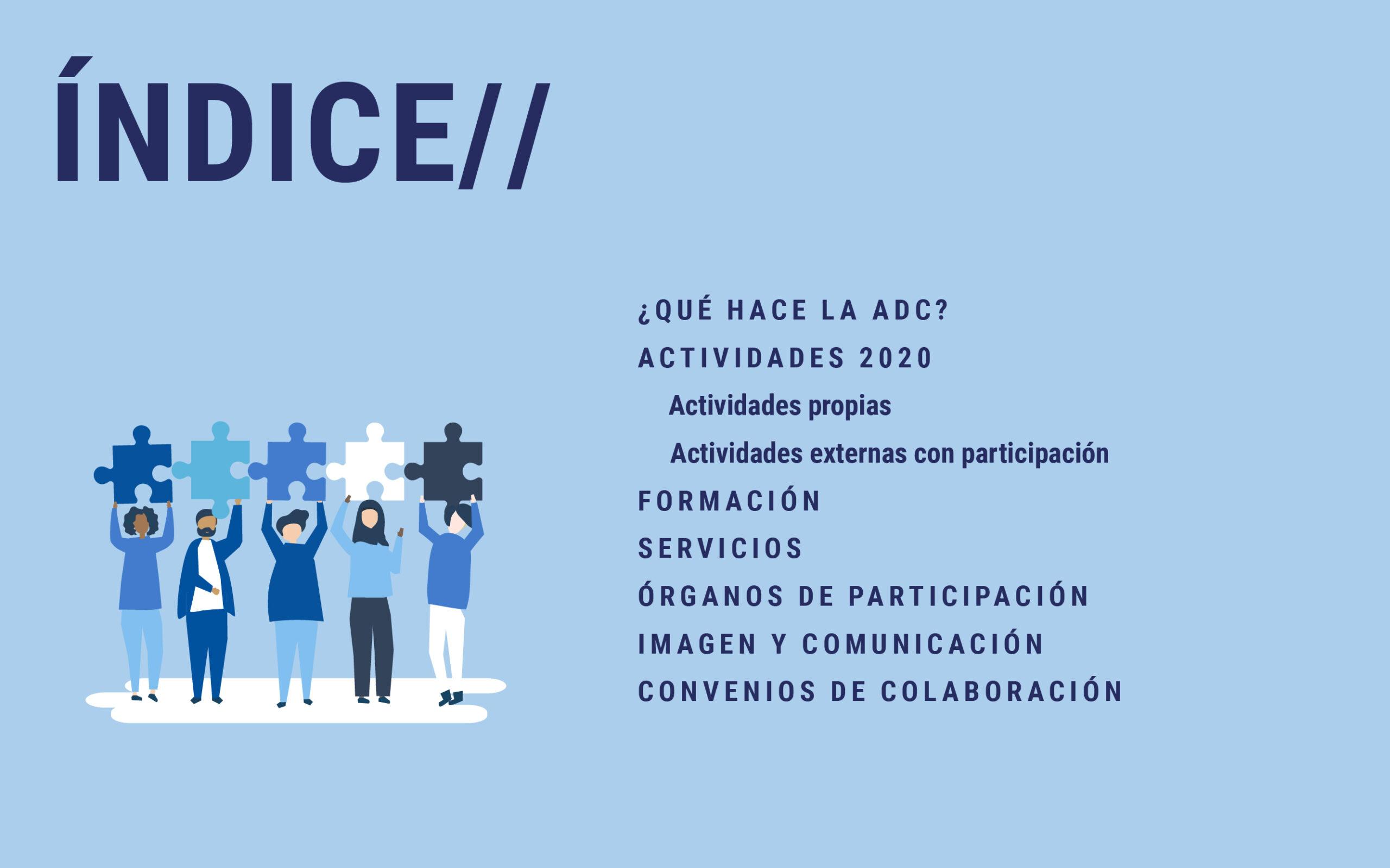 Actividades ADC