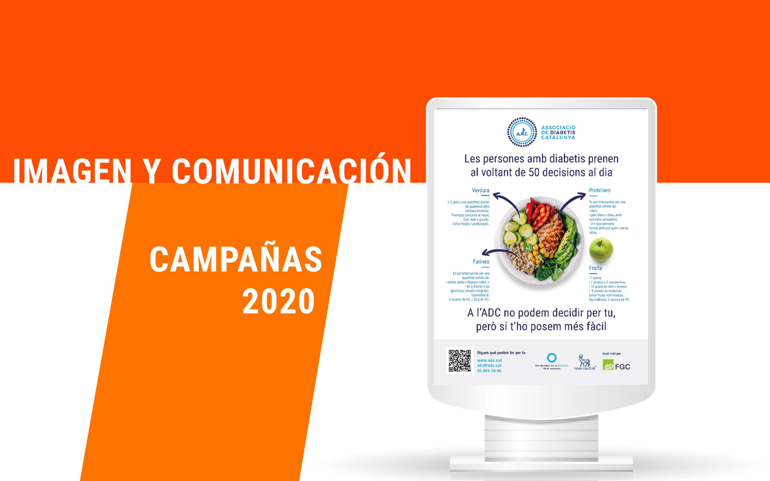 Campañas de la Asociación de Diabetes