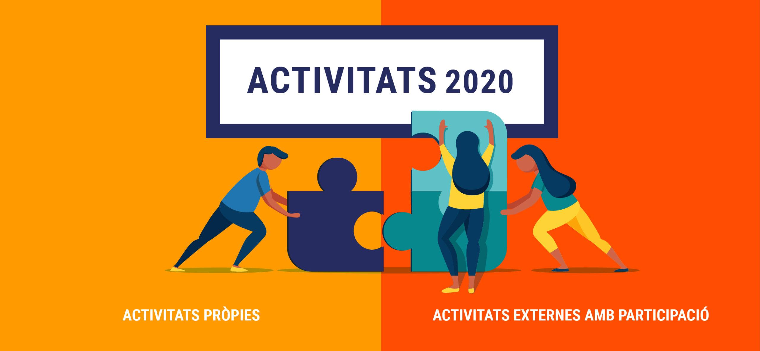 Activitats de l'ADC durant el 2020