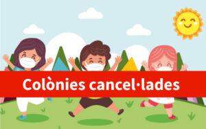 Cancel·lació de les colònies
