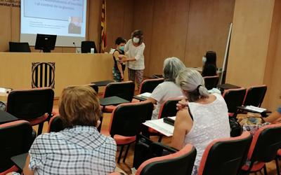 Els infants amb diabetis a l'escola formació per acompanyants