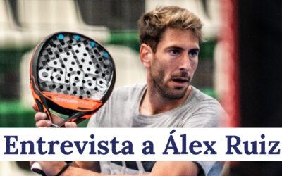 """Entrevista a Álex Ruiz: """"El talento sin trabajo no logra el éxito"""""""