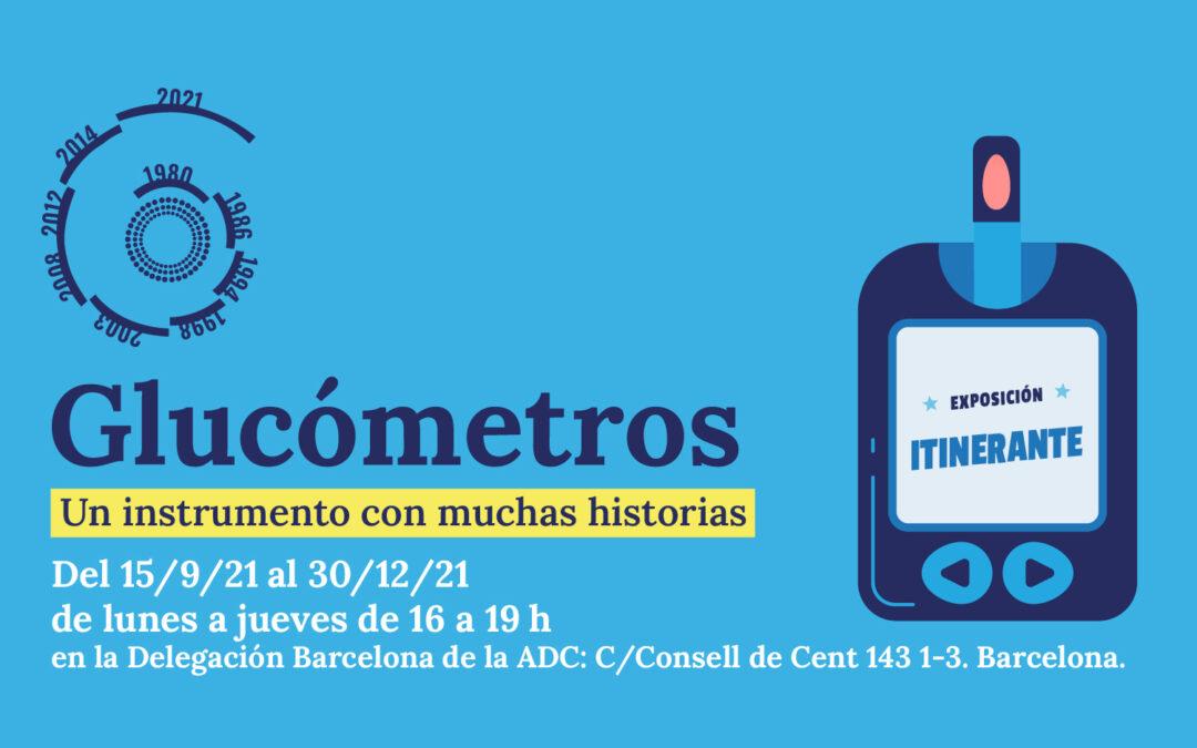 Exposición itinerante: Historia de los glucómetros