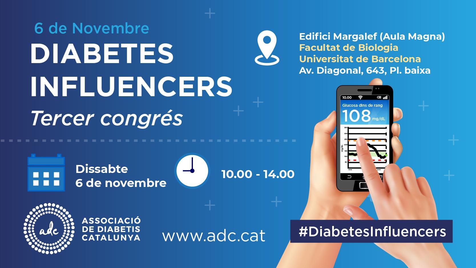 Diabetes Influencers 2021. Associació de Diabetis de Catalunya.